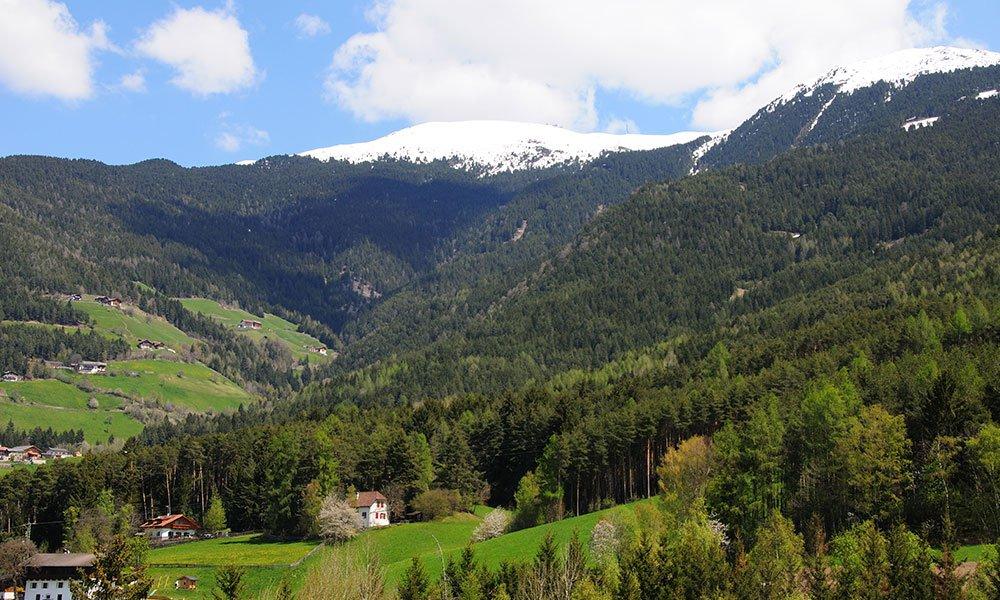 Der Schnagererhof im Eisacktal/ Südtirol