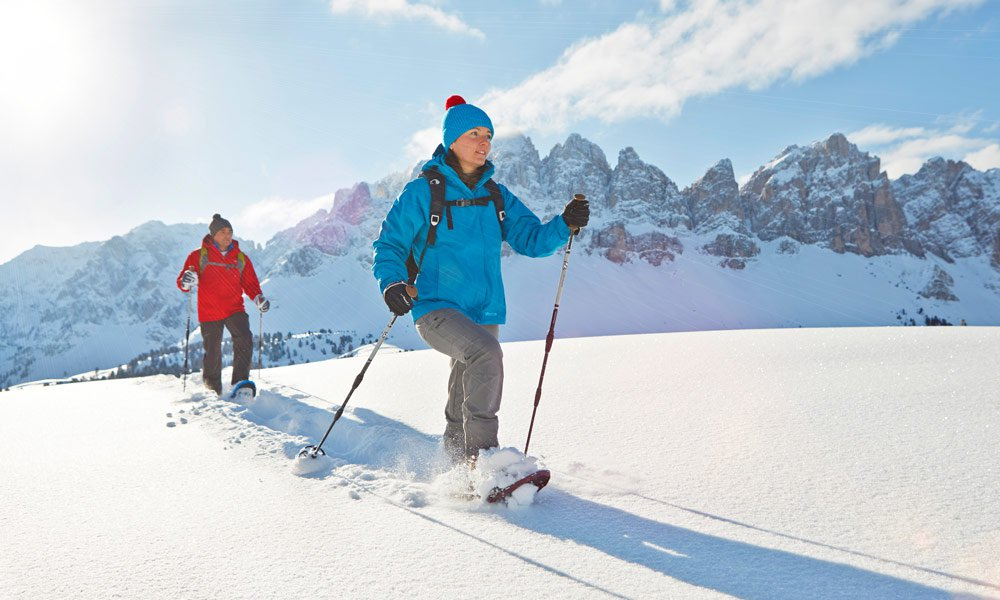 Schneeschuh- und Tourenskiwanderungen