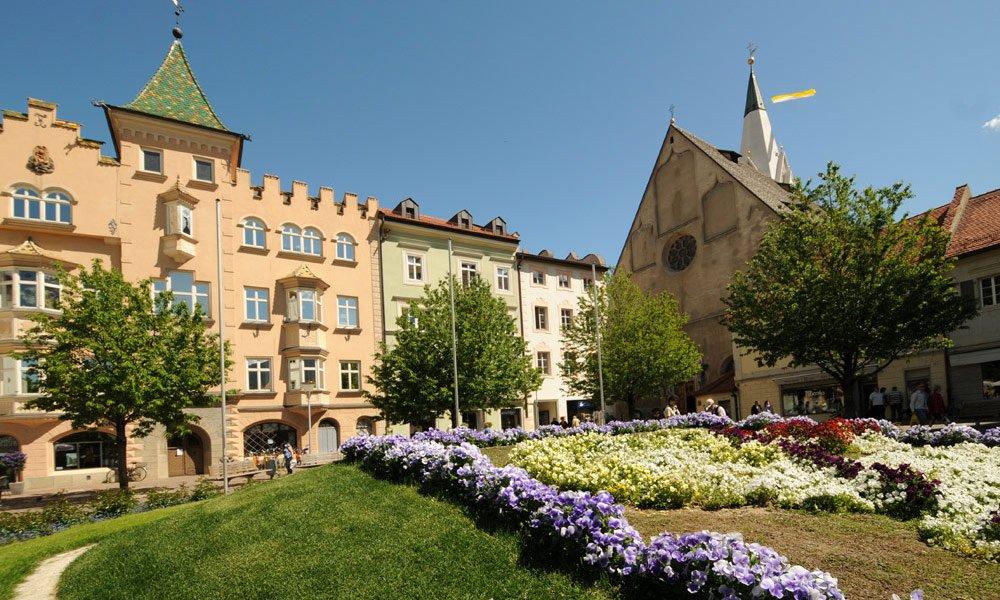 Urlaub in Brixen - Bischofsstadt mit mittelalterlichem Charme
